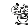 Positive implementation of The Eye of Coffee Logo